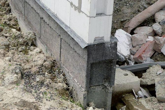 Изоляция стен
